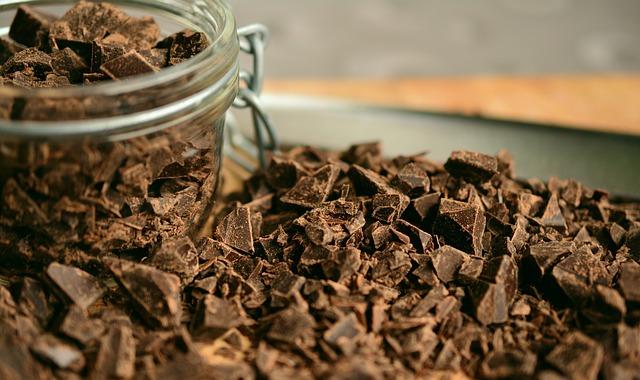 Chocolate para el nerviosismo